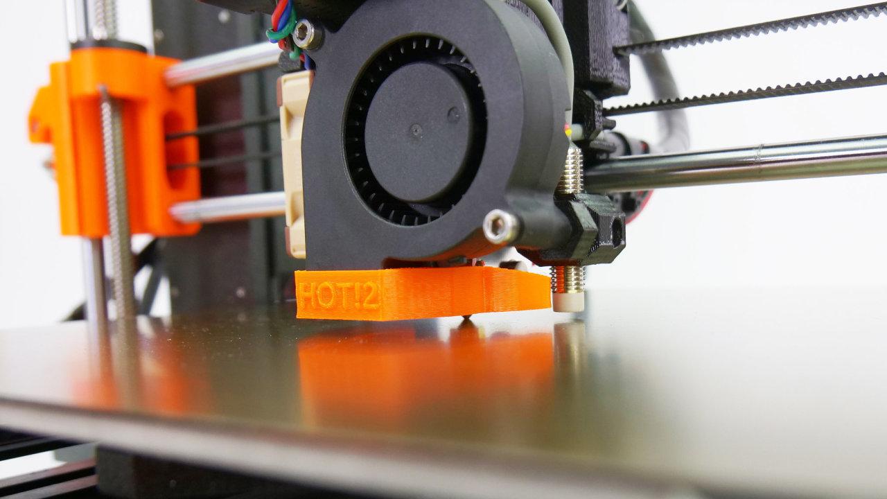 Tiskárna Original Prusa i3 MK3S je nejpopulárnější tiskárnou na světě, a my už se vůbec nedivíme