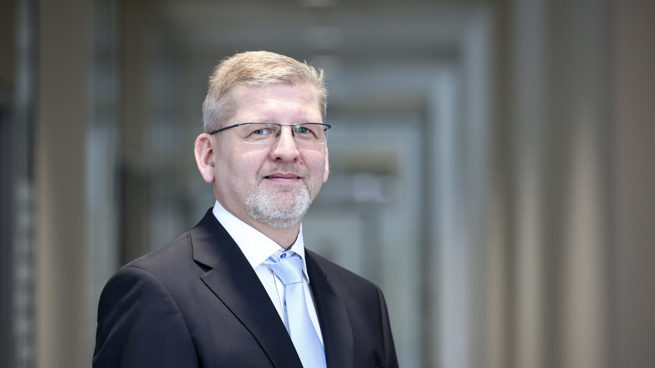 Pavel Míčka, technický ředitel Veolia Energie