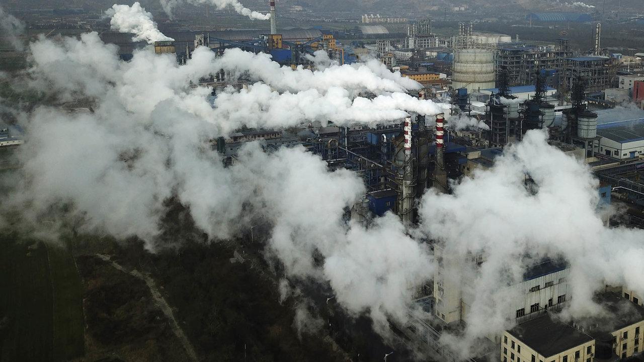 Uhlí bude. V Číně sice momentálně chybí, vláda v Pekingu se ale opakovaně zavázala, že jeho dodávky zajistí.