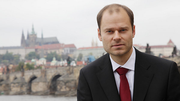 Viceprezident pro hospodářskou politiku Svazu průmyslu a dopravy ČR Radek Špicar.