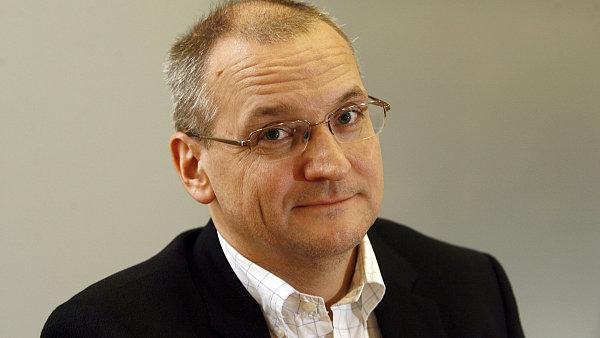 Vládní zmocněnec pro dostavbu Jaderné elektrárny Temelín Václav Bartuška.