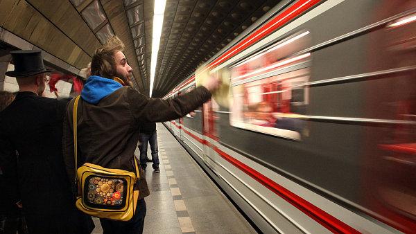 Metro, ilustra�n� foto.