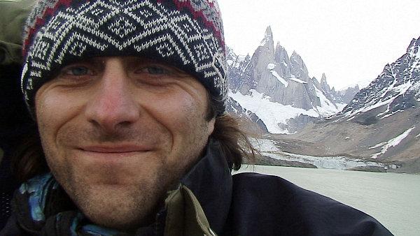 Martin Mykiska v Patagonii