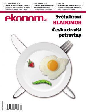Týdeník Ekonom - č. 34/2012