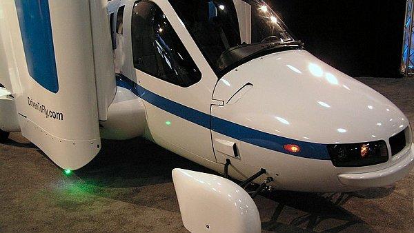 Létající automobil či letadlo vhodné na silnici? Americká společnost Terrafugia patrně vytvořila obojí.