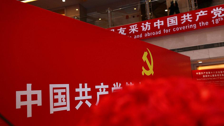 Sjezd komunistické strany v Číně