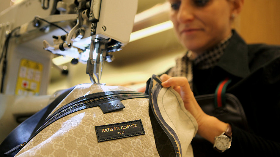 Gucci: řemeslníci z Florencie v Praze
