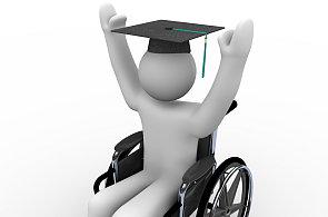 Vzdělávání zdravotně postižených.