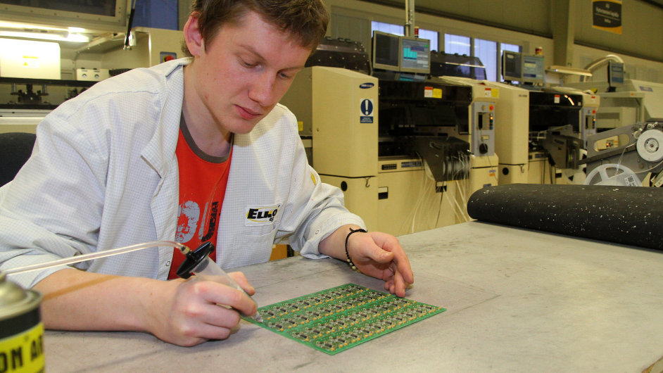 Elektrotechnika, ilustrační foto