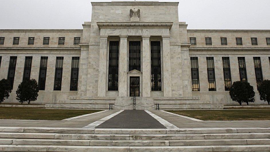Americká centrální banka možná zvýší úrokové sazby až v roce 2016 (ilustrační foto).