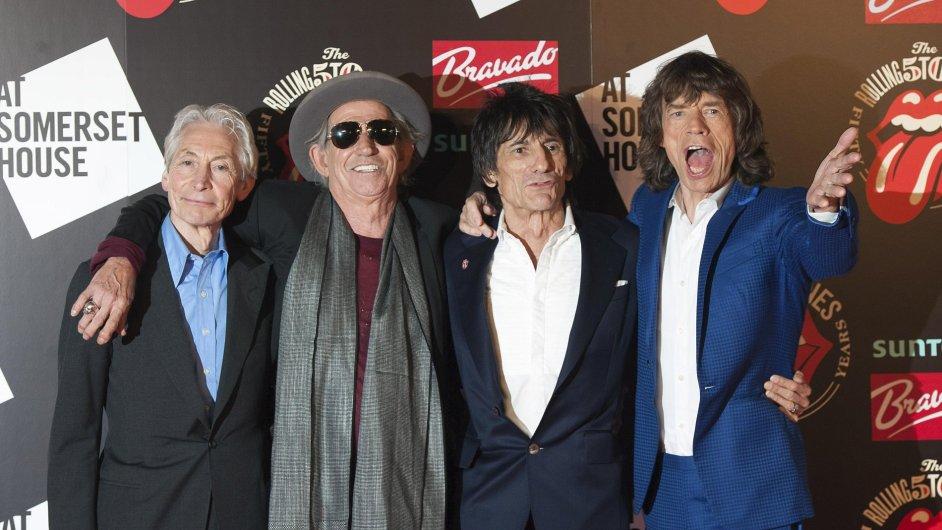 Loni Rolling Stones slavili padesát let od založení