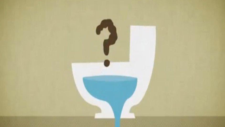 Záchod, ilustrační foto
