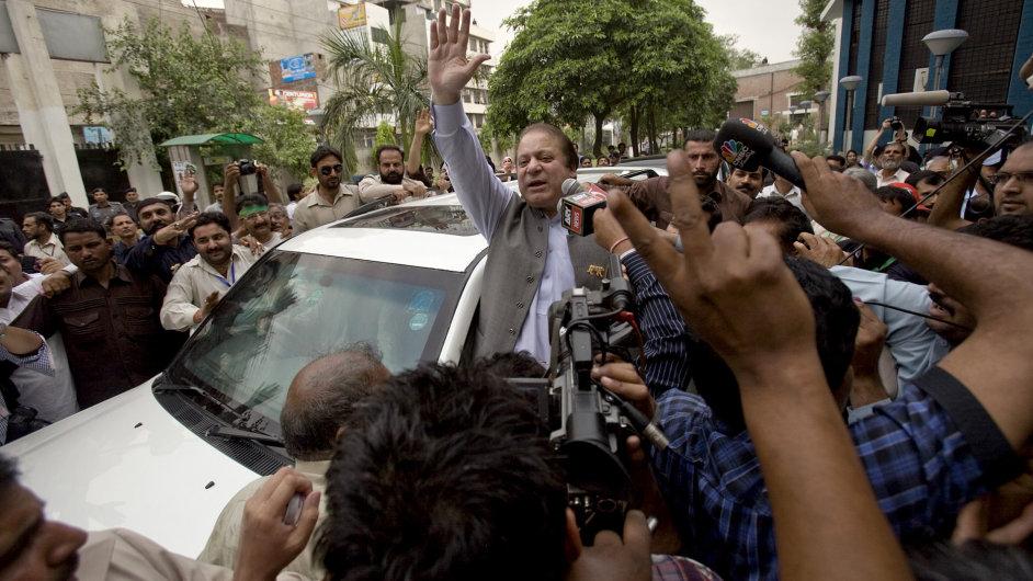 Pákistán volí svoji novou vládu