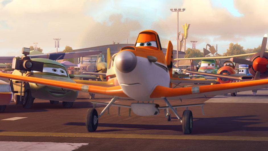 Letadla, Pixar