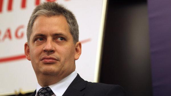Ministr Ji�� Dienstbier p�ipravil n�vrh na z��zen� Vl�dn�ho v�boru pro person�ln� nominace.