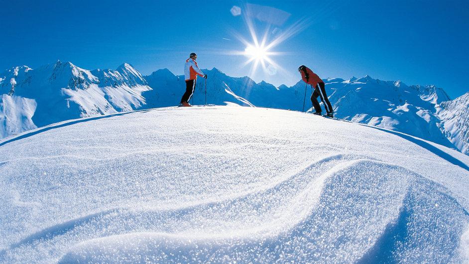 Hintertuxer Gletscher, Rakousko