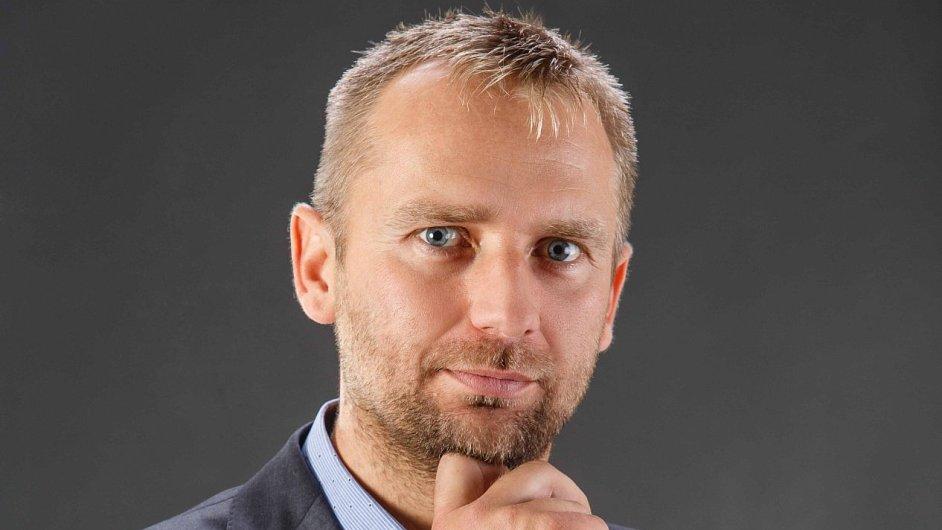 Jiří Hemerle ze Strany svobodných občanů.