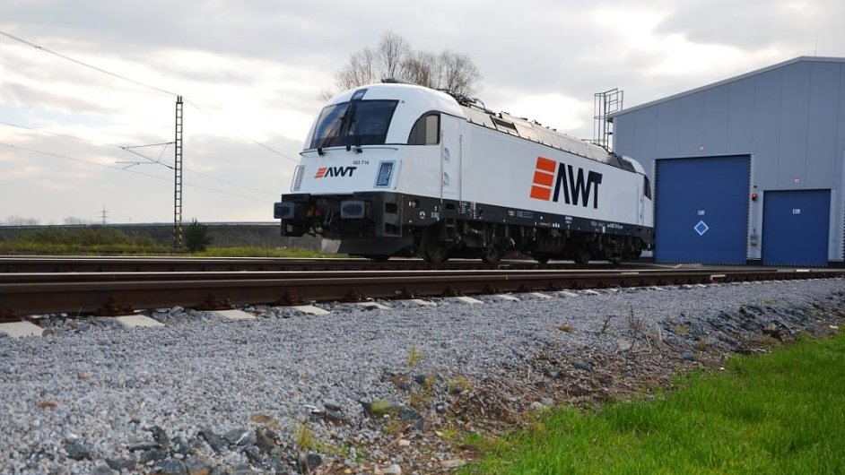 Siemens předal AWT další dvě lokomotivy Taurus