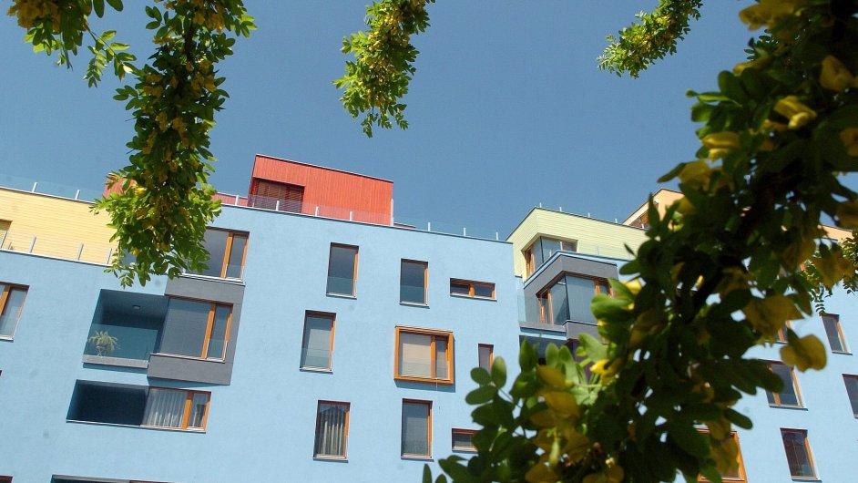 Dostupnost bydlení