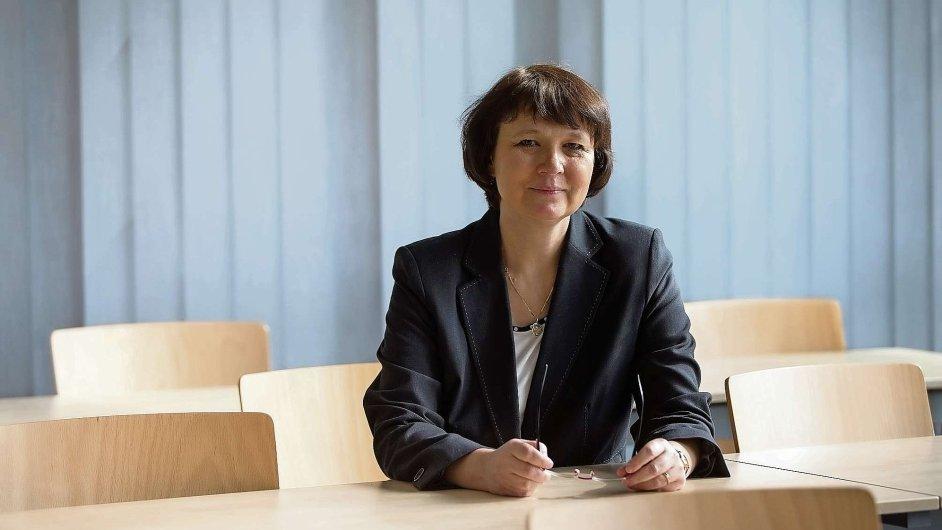 Rektorka VŠE Hana Machková