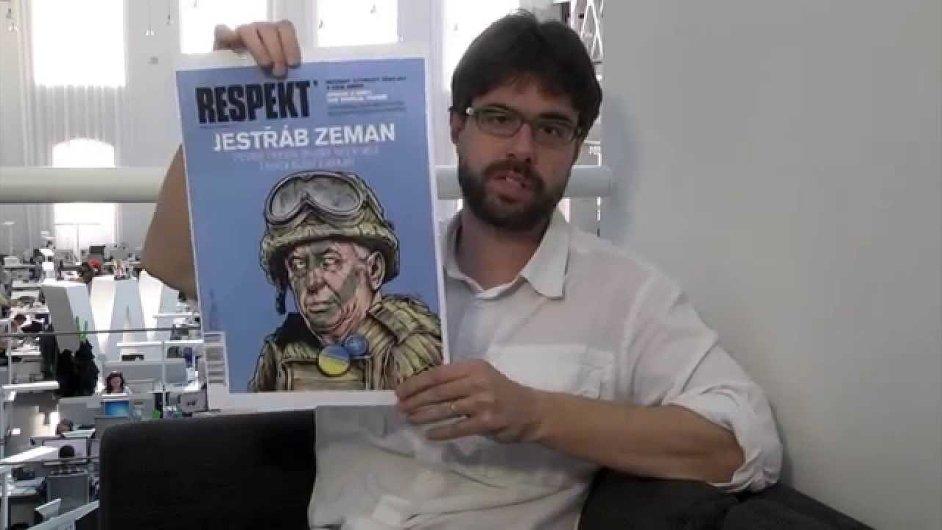 Petr Třešňák představuje Respekt.