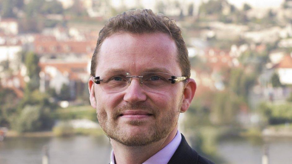 Michal Stehlík, bývalý děkan FF UK