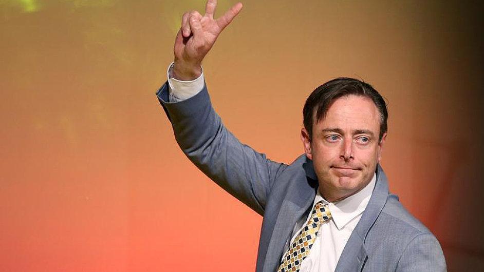 Bart De Wever: Valonsko-vlámsko-bruselskou konfederaci bude spojovat nějaký prezident jako prostředník a země vůbec nemusí mít federální vládu