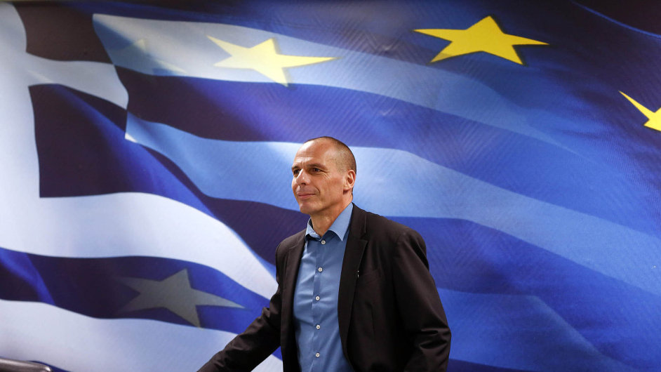 Řecký ministr financí Janis Varufakis je připraven přistoupit na ústupky - Ilustrační foto.