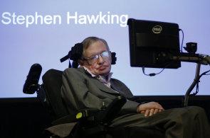 Fyzik Stephen Hawking si na své jméno nechal vytvořit ochrannou známku