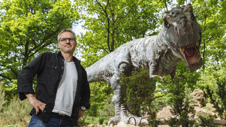 České a slovenské Dinoparky za rok navštíví přes milion lidí.