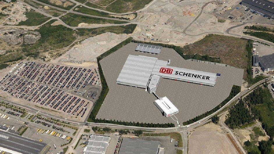 DB Schenker Logistics otevřel ve Finsku nový moderní logistický areál.