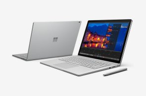 Microsoft oznámil Surface Book s pevnou klávesnicí i cenu HoloLens