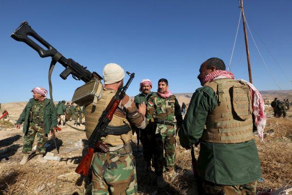 BAG02 MIDEAST CRISIS IRAQ SINJAR 1113 11