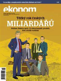 Čeští miliardáři