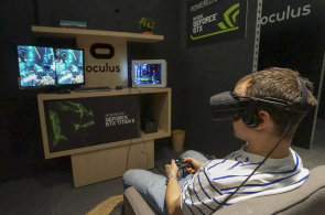 Virtuální realita přináší zábavu i záchranu života