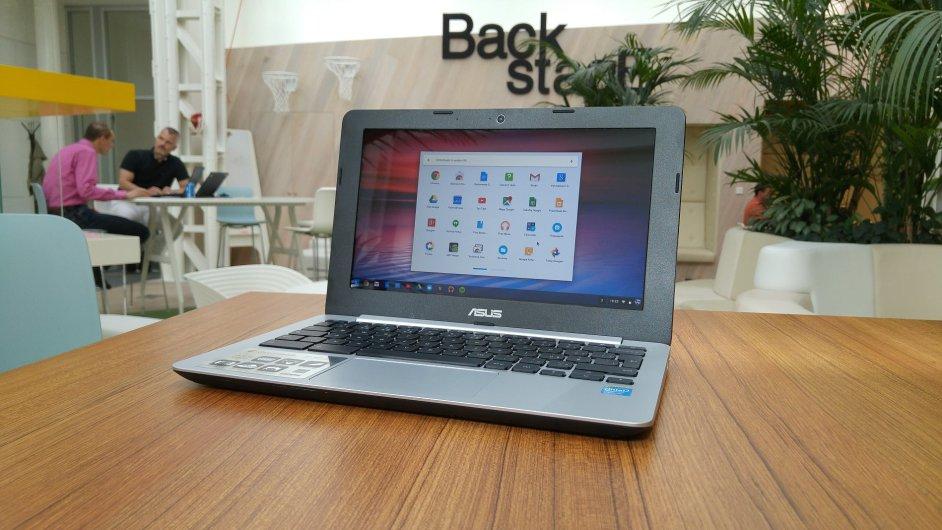 Asus chromebook C200MA