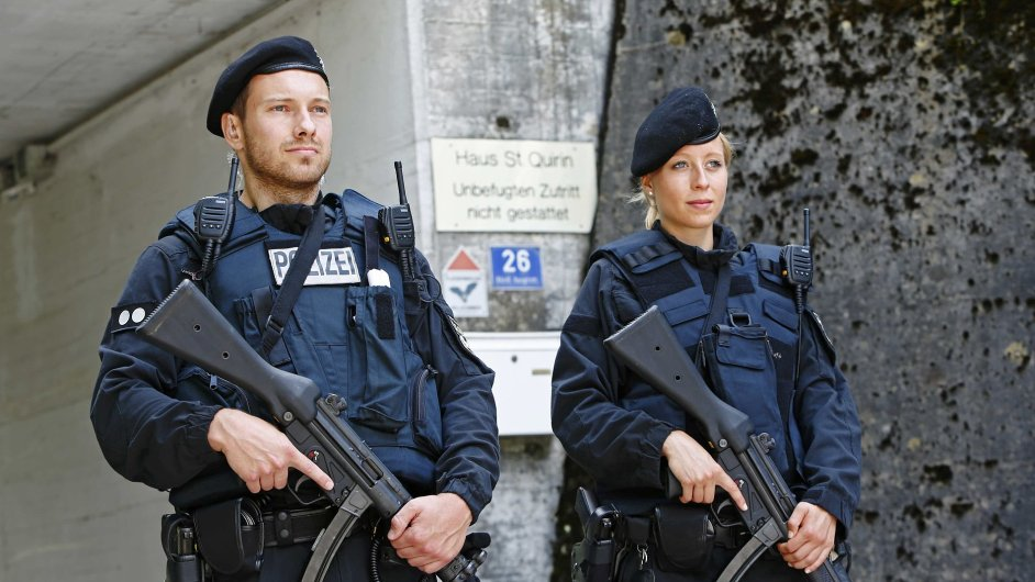 Německo se vzpamatovává z několika útoků z minulého týdne - Ilustrační foto.