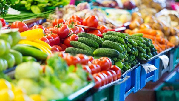 Neúroda zeleniny táhne cenu potravin nahoru - Ilustrační foto.