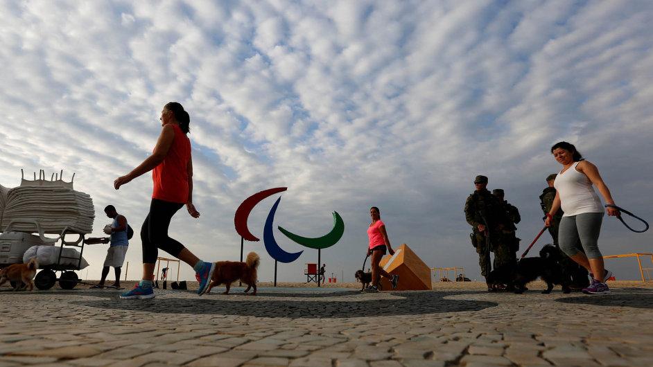 Zítra začíná v Riu de Janeiru paralympiáda