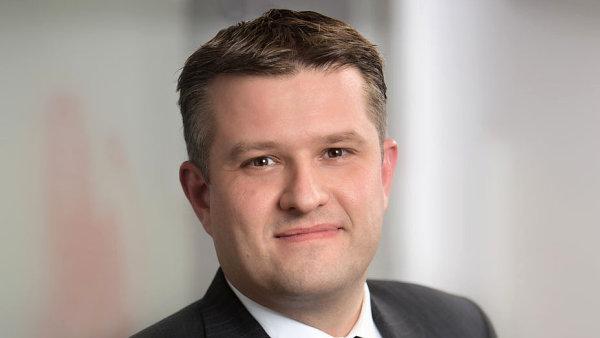 Isold Heemstra, generální ředitel ING Bank v ČR