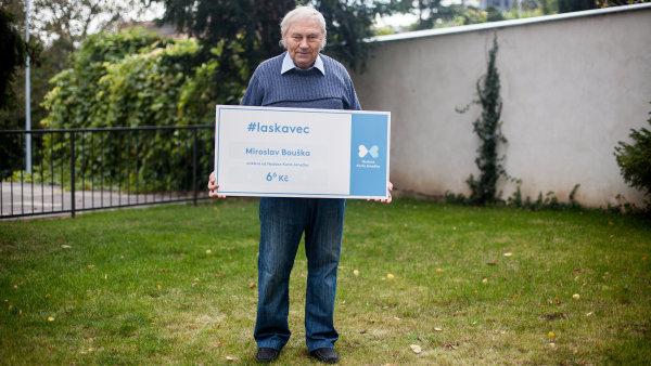 Projekt Laskavec - Miroslav Bouška
