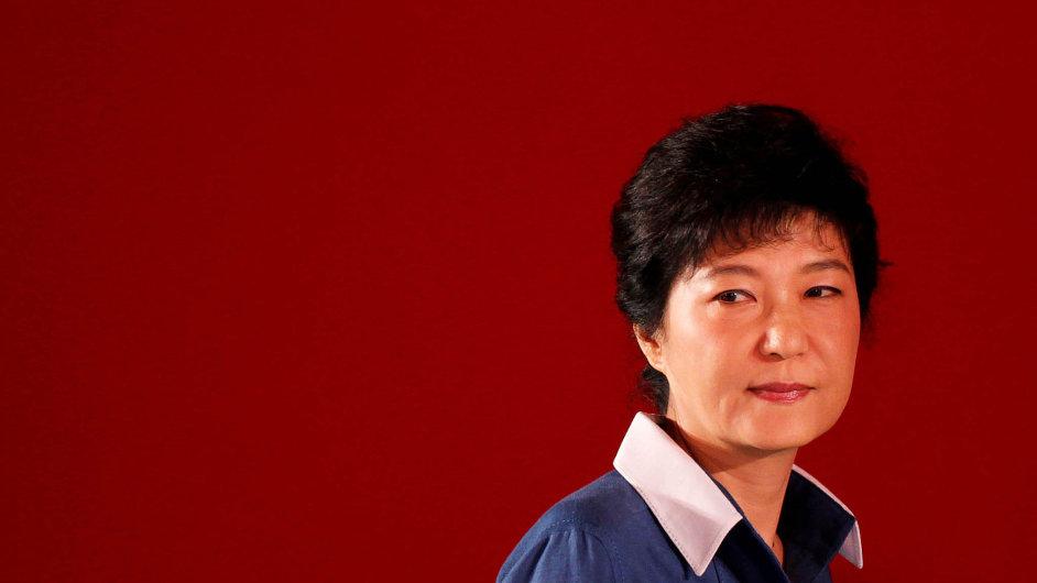 Nepopulární Pak Kun-hje: Jihokorejskou prezidentku, která se nechala ovlivňovat