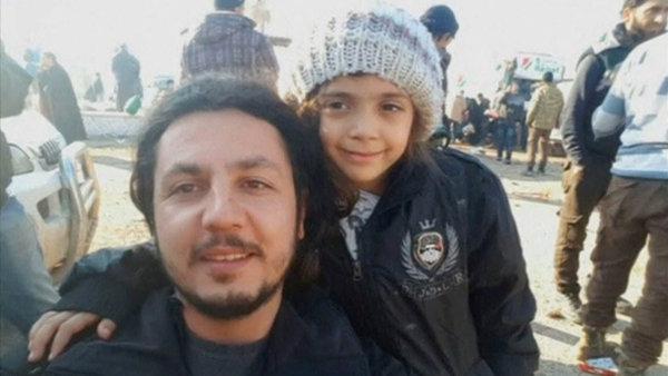 Sedmiletou Banu, která psala o Aleppu, z města evakuovali.