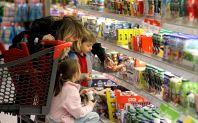 Ilustrační foto - nákup potravin
