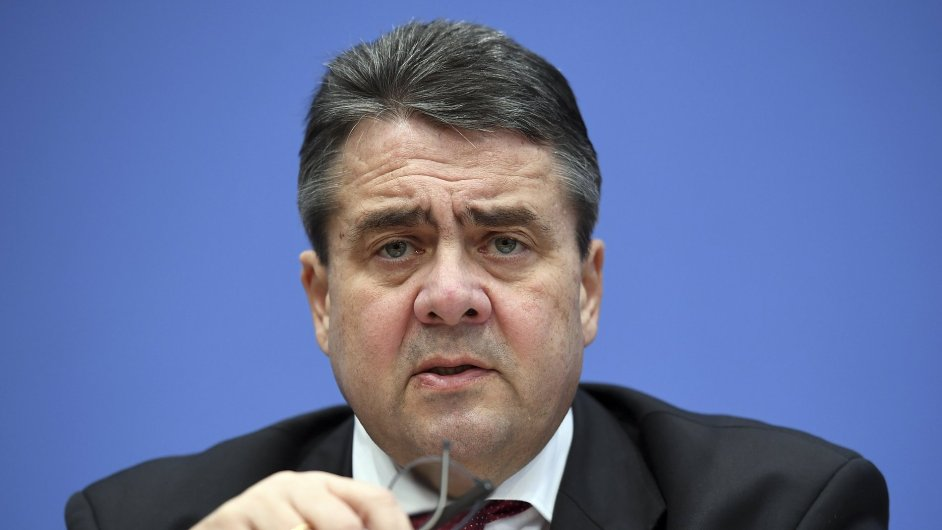 Sigmar Gabriel se stal novým ministrem zahraničí.