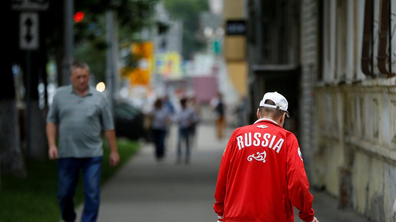 Rusko - Ilustrační