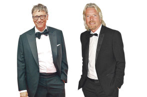 Miliardáři Gates a Branson vsadili miliony na výrobu masových