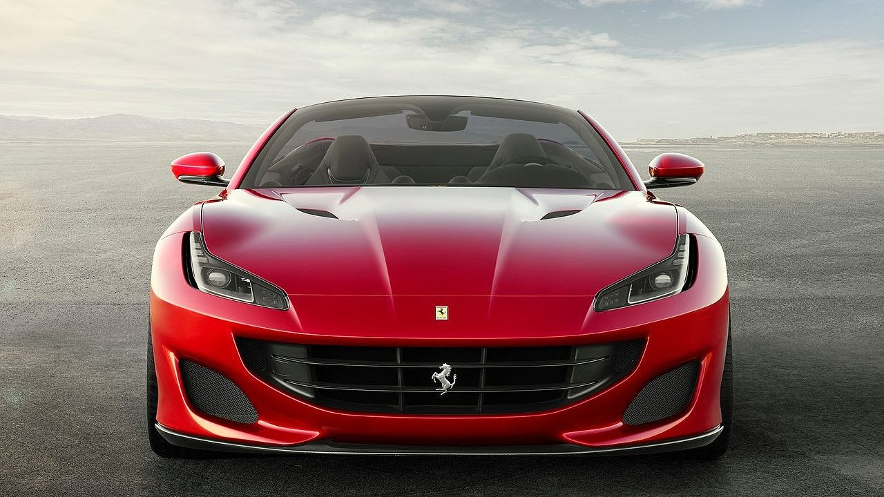 Ferrari Portofino je nástupcem modelu California T.