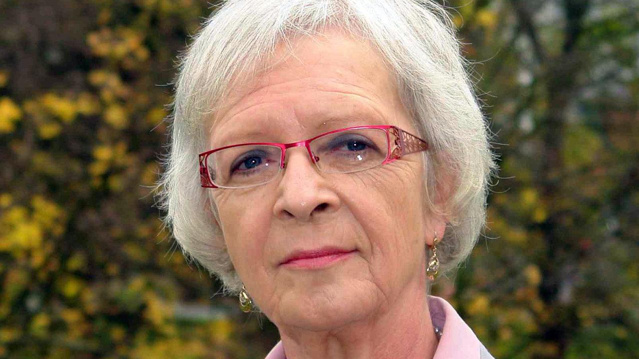 Ludmila Štvánová.