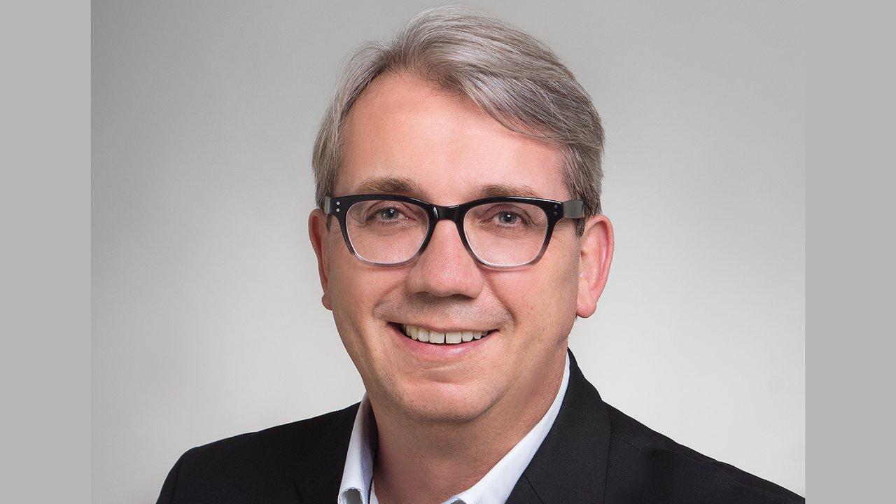 Michael Ritter, HR ředitel brněnského technologického centra Thermo Fisher Scientific